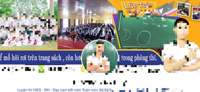 Tràn lan các lớp học online tự phát Giáo viên tự xưng, thu nhập tiền tỷ